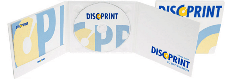 Discprint - Cd dupliceren