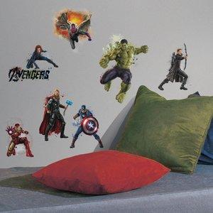 Maakmijnkindblij - Avengers muurstickers