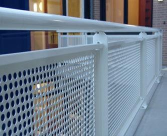 Balkonhekken - Hekwerk voor balkon