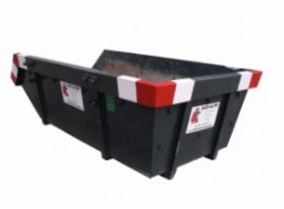 Een afval container huren voor iedere grote klus
